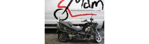 Suzuki burgman 400cc 2004-2007 plata