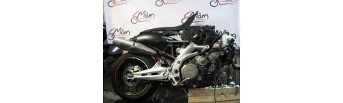 Aprilia dorsoduro 750cc 2008-2012