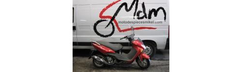 Suzuki picoduro 125cc