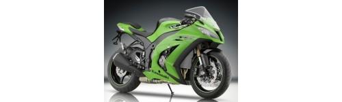 Kawasaki zx10r 2012 carenados completos