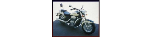 Honda Shadow Ac 750 99