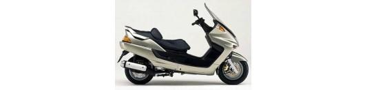 Honda foreshing 250cc 2001